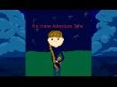 [Рисовашеньки] 1: Я пытаюсь рисовать себя в стиле Adventure Time