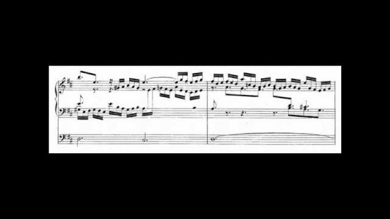 J.S. Bach - BWV 736 - Valet will ich dir geben