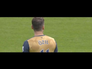 Mesut Özil vs Crystal Palace {16/08/15} HD