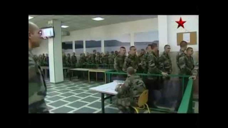 «Воины мира Французский иностранный легион»