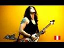 El Condor Pasa Metal Guitar