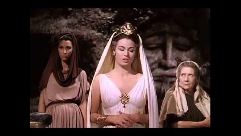 Странствия Одиссея Приключения Одиссея Фильм Италия 1954год Одиссей убивает жен ...