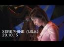 Xerephine USA Mindex Prometheya 29 10 15 @ The Place SPB