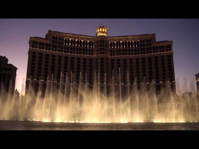 Bellagio Fountains, Las Vegas Nevada -