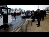 Сильная авария в районе Киргу г.Махачкала 14.02.2016
