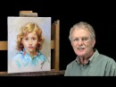 Learn how to paint a portrait in oil from photography. Summary.