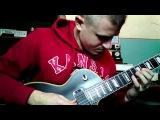 Guitar Lick #10 Rock fusion lick Cm FREE TAB
