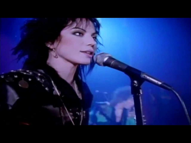 Joan Jett - I Hate Myself For Loving You (Music Video) WIDESCREEN 720p