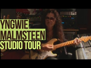 In the Studio with... Yngwie Malmsteen