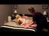 Мамочка проти трійні та однорічного малюка:)))