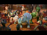 「トイ・ストーリー 謎の恐竜ワールド」新キャラクター レプティラ&#1247
