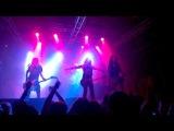 Santa Cruz - 6(66) Feet Under Live @ Nosturi, Helsinki 5.6.2015