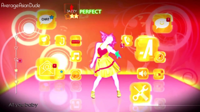Just Dance 4 - Call Me Maybe - 5 Stars