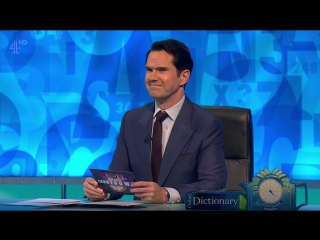 8 Out of 10 Cats Does Countdown 9x07 - Johnny Vegas, Sara Pascoe, Alex Brooker, Claudia Winkleman, Rob Beckett, Tom Allen