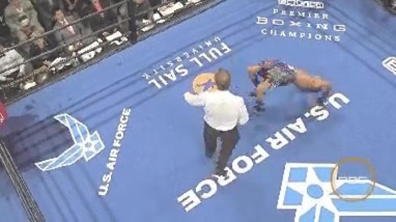 Хуан Карлос Пайано показал, как надо вставать после нокдауна| BoxingRoom