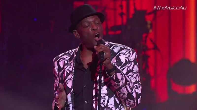 Steve Clisby - Walking These Streets (Live on The Voice Australia 2015)