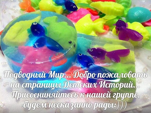 Рыбки водоросли ракушки морские