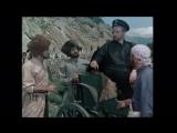 И.Русинов, читает, кадры из грузинского худ. фильма