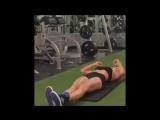 Anllela Sagra HOT 2015 colombian fitness model insta videos part 4