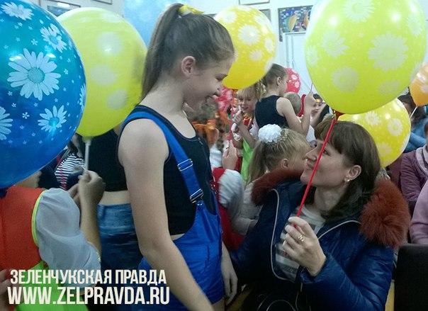 В Кардоникской детской школе искусств состоялся праздничный концерт посвящённый Дню матери