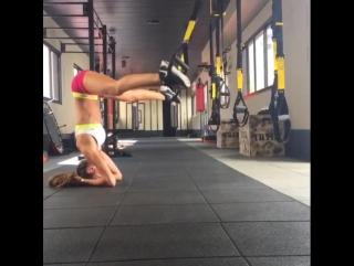 Тренируемся с Изабель Гулар 3