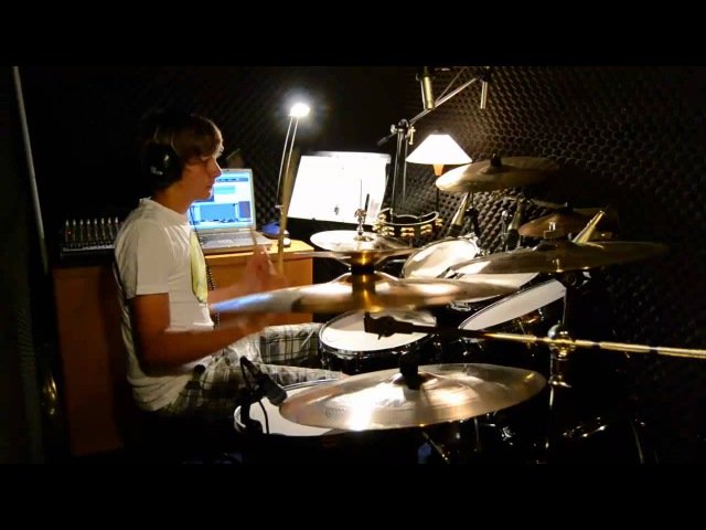 Green Day - Holiday - Drum Cover (Studio Quality)