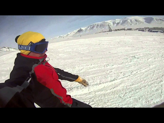 Best snowboarding from CHUKOTKA 2