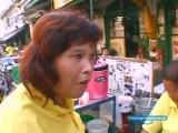 Бангкок Таиланд. Симрип, Камбоджи. Экзотика городов Азии