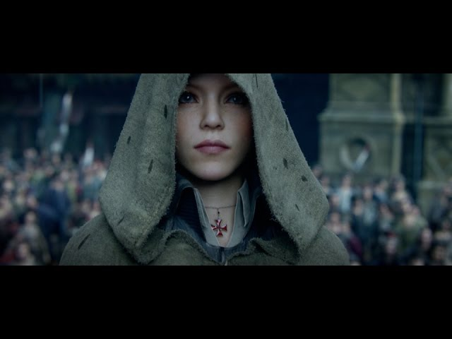 Assassin's Creed Unity Elise Reveal Trailer