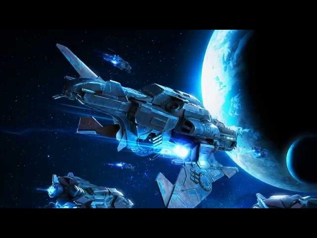 [Обновление] Battle For The Galaxy - Геймплей | Трейлер