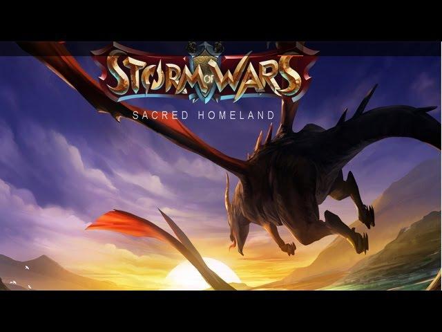 [Обновление] Storm Of Wars Sacred Homeland - Геймплей | Трейлер