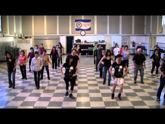 La Comparsita (Tango) Line Dance