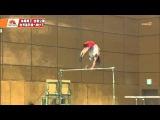 Kohei Uchimura - 2013 HB :  Quadruple Double Layout Dismount