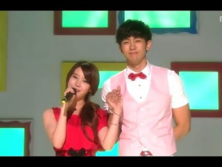 IU&Seulong - Nagging, 아이유&슬옹 - 잔소리, Music Core 20100626