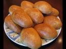 Пирожки с капустой постные
