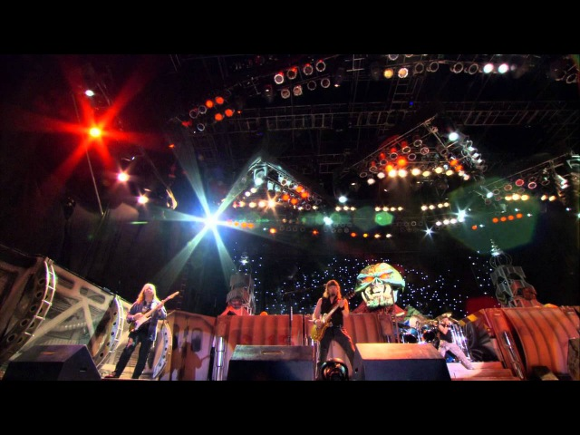 Iron Maiden - Iron Maiden (En Vivo!) [HD]