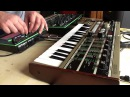 Roland Aira TR-8, TB-3 and MicroKorg Performance - Matteo Corrao