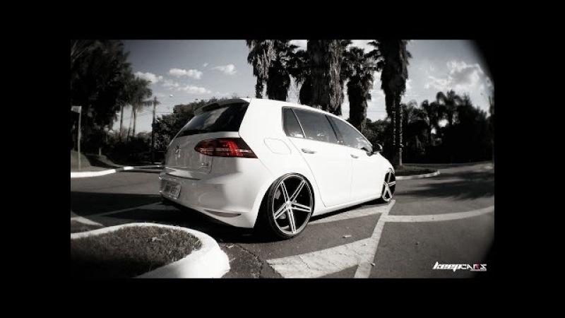 Golf TSI, rodas concave, aro 19, suspensão fixa - keepcars