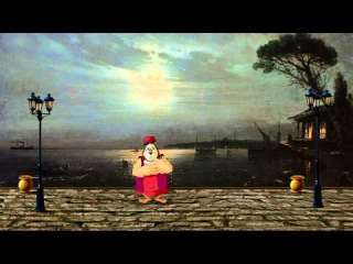 Сказки картинной галереи - Иван Айвазовский (2 серия) (Уроки тетушки Совы)