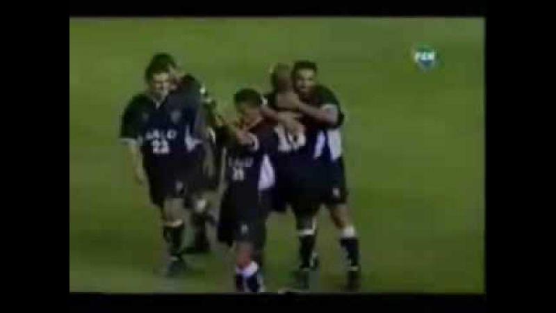 ATLÉTICO 6x0 Cobreloa/CHI - Libertadores 2000 - Golaço de Guilherme
