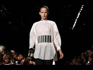 Alexander Wang | Spring Summer 2015 Full Fashion Show | Exclusive