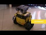 WALL-E Robot Arduino (diymakers.es)