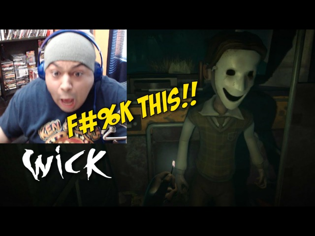 THIS F %KING GAME CHEATING WICK 03