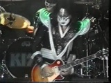 KISS - Within Peter Criss Drum Solo - Gothenburg 1999 (1st Night) - Psycho Circus Tour