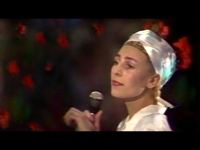 Жанна Агузарова - Звезда (Музыкальный ринг 1989)