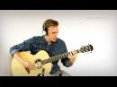 Heart - Shaped Box Nirvana ( guitar cover by Alexey Nosov )