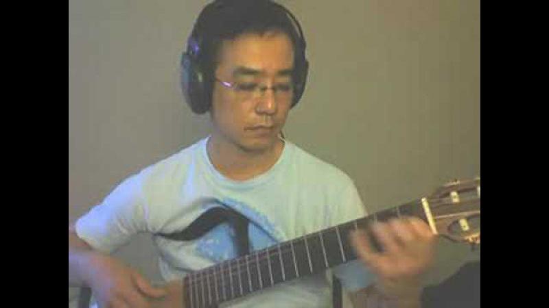 Michelle (Fingerstyle Guitar) Hiroshi Masuda