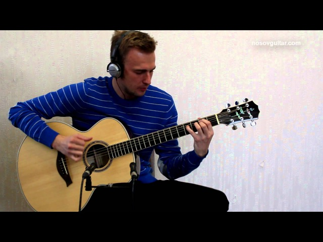 Green day - wake me up when september end ( guitar cover by Alexey Nosov )