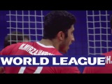 Russia v Iran Highlights: Visitors pile on the pressure