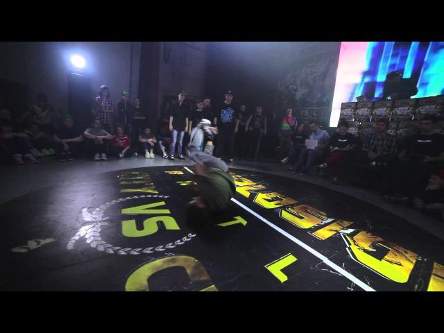 Explosion Kids Battle Final - Kosta-Ricco vs. Demo
